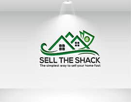 #159 for Sell The Shack Logo by jakirjack65