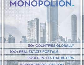#1 for 3 points to mention in every different design. 1. 50+ Countries Globally 2. 100+ Real Estate Portals 3. 200M+ Potential Buyers ( www.monopolion.com ) by Artcorecon