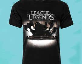 #18 para League of legends T Shirt de emastojanovska