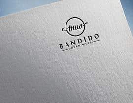 #10 for necesito ISOLOGO marca BANDIDO URBAN WEAR af shfiqurrahman160