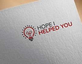 #60 for HopeIHelpedYou Blog Brand Design by LOGOCASA