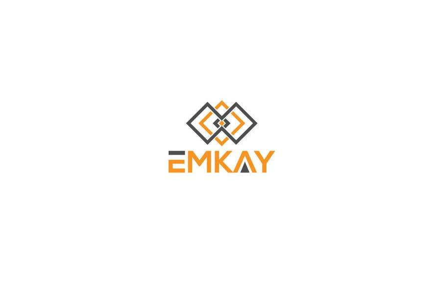 Bài tham dự cuộc thi #209 cho EMKAY logo