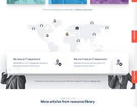 nº 6 pour Build me a website including layer 6 slider -- 2 par AliShamsi928