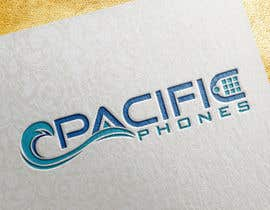 #12 для I Need a Logo Made for my new Phone sales Facebook Page (Pacific Phones) от logotrak