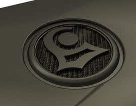 #208 for 3d logo design by hsynbal90