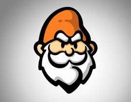 #39 untuk Gnome logo oleh arrecife1969