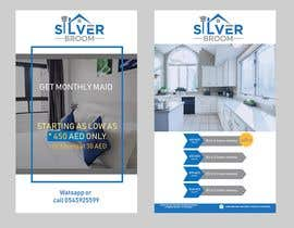 nº 67 pour Cleaning services - Flyer par tawrat16