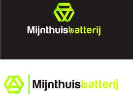 #166 para Design a modern logo for Mijnthuisbatterij por Khairul53