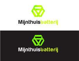 #167 para Design a modern logo for Mijnthuisbatterij por Khairul53