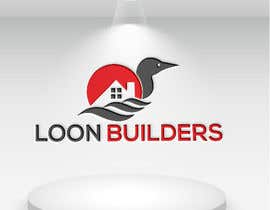 #146 cho Hi, I need a logo for an residential construction Company (loon builders). I prefer a loon (bird) to stand out with some construction attachments in the background. Any idea is welcome, so you guys are free to come up with something original. bởi as9411767