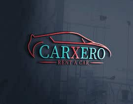 Nro 47 kilpailuun Design a logo of the brand 'CarXero' with definition as 'Rent a Car' käyttäjältä Onifayaz365