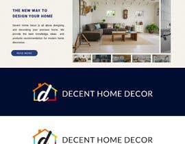 #6 para Need logo for Home Decor Website por jianellilubiano
