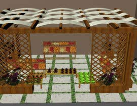#8 for Design a market layout with 3D Renders by TheresaSuen