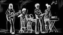 Bài tham dự #24 về Illustrator cho cuộc thi Draw me a picture of a generic band