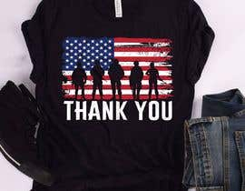 #56 для Real American Apparel 4th of july от mno59acff3a7f8c0
