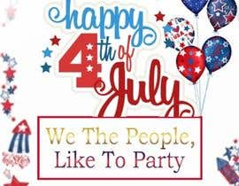 #45 для Real American Apparel 4th of july от PixelDesign24