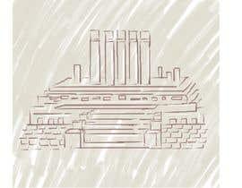 #21 for Draw/Design the historical site af amberameer012