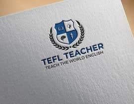 #88 cho TEFL Teacher Logo bởi nilufab1985
