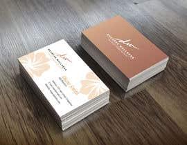 #3 для Need a Namecard Design for Spa от bonehead113