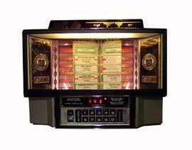 #19 untuk Design retro jukebox User Interface (high res png file) oleh naeemjr