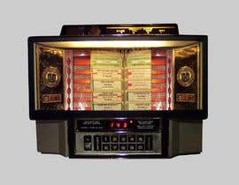 #20 untuk Design retro jukebox User Interface (high res png file) oleh naeemjr