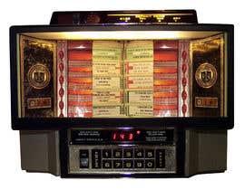 #22 untuk Design retro jukebox User Interface (high res png file) oleh naeemjr