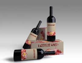 nº 5 pour Label for Homemade Wine par athqiya97