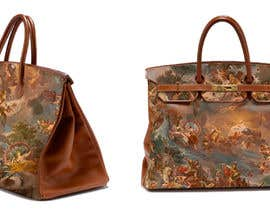 #6 untuk 3D model Hermès Birkin Bag with painting. oleh runningmoon