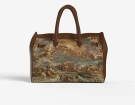 #16 cho 3D model Hermès Birkin Bag with painting. bởi hishamelmaghraby