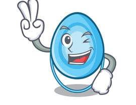 Nro 15 kilpailuun Create a Question Mark cartoon character käyttäjältä wwwmukul
