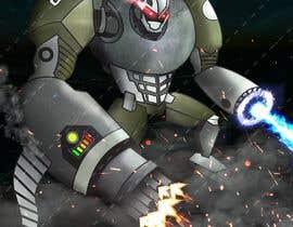 #6 for RoboMonster Contest (4th run) - Highly armored robot af medokhaled