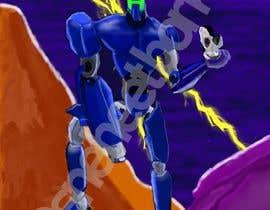 nº 12 pour RoboMonster Contest (4th run) - Highly armored robot par Sneheet
