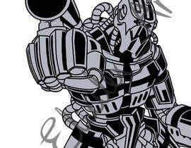 Nro 10 kilpailuun RoboMonster Contest (4th run) - Highly armored robot käyttäjältä elialex