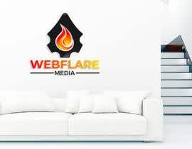 #66 for WebFlare Media, Logo and Icon af nilufab1985