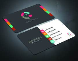 #407 for Business card design by apple1839