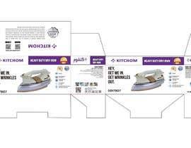 nº 10 pour Product Package box designing par bardalkrishna