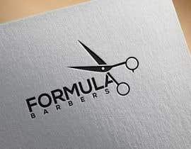 #152 for Logo and graphic design for Formula Barbers af subhojithalder19