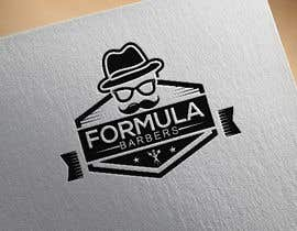#53 для Logo and graphic design for Formula Barbers от hossainmanik0147