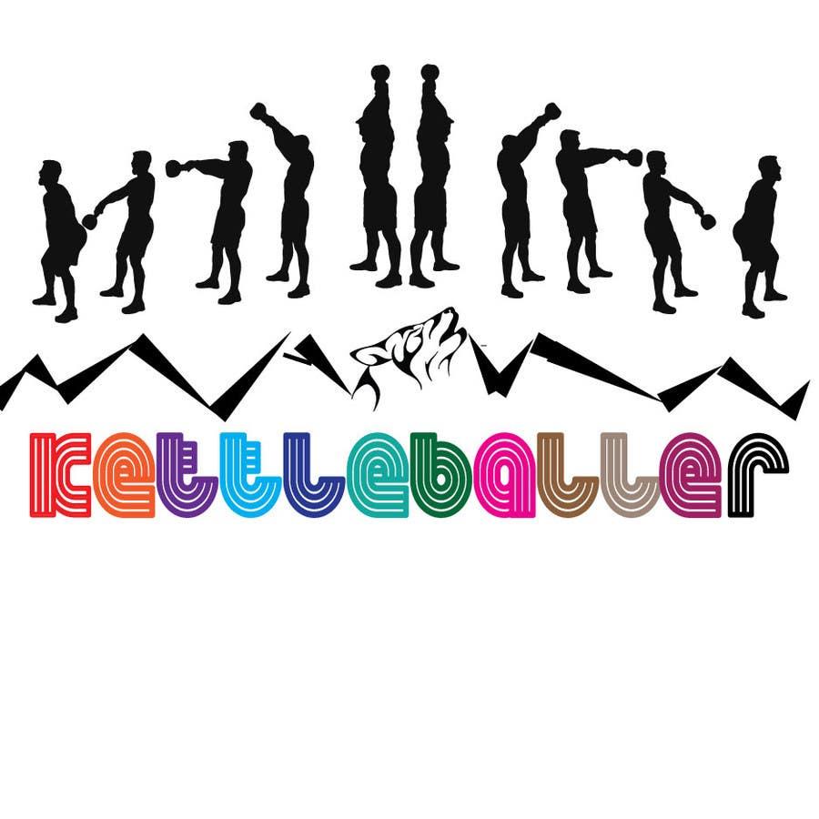 Inscrição nº                                         2                                      do Concurso para                                         Design a Logo for Kettleballer graphic