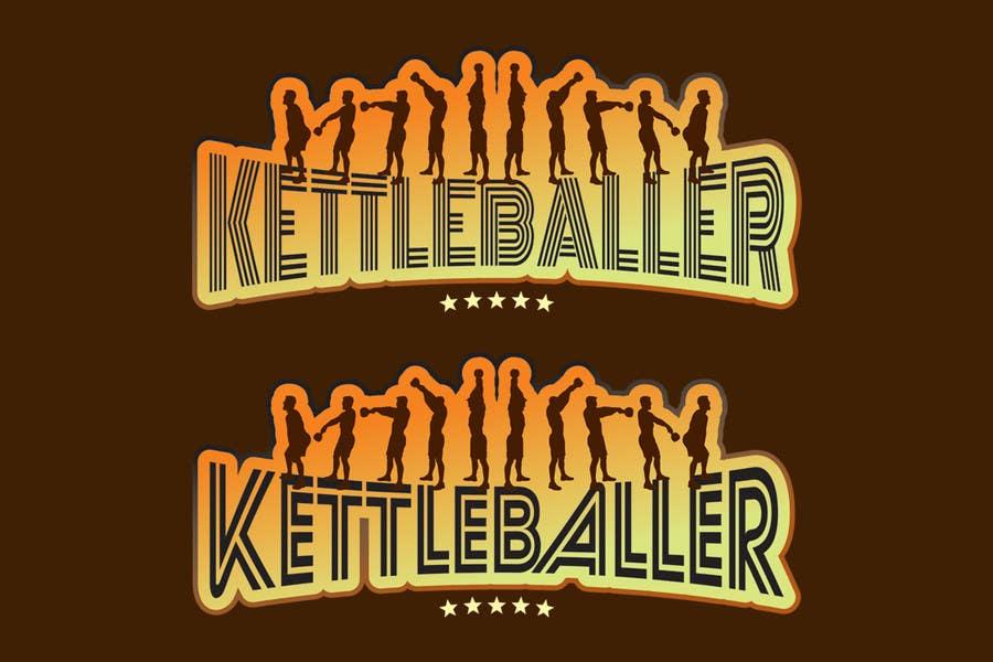 Inscrição nº                                         26                                      do Concurso para                                         Design a Logo for Kettleballer graphic