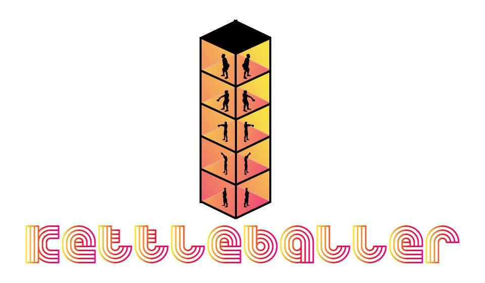 Inscrição nº                                         11                                      do Concurso para                                         Design a Logo for Kettleballer graphic