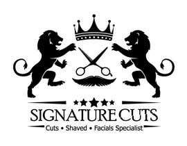 nº 32 pour Logo Design - Signature Cuts par Refat7
