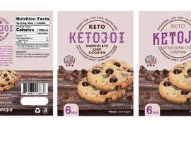 #17 for Need a logo + packaging design for ketojoi by eling88