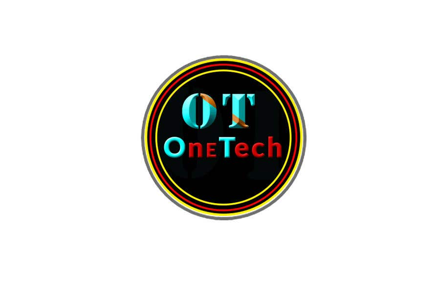 Contest Entry #50 for OneTech Logo improvement