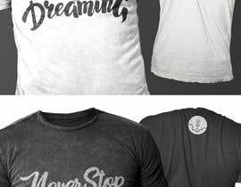 #98 for T-shirt and Hat Design for DreamWay Media af Exer1976