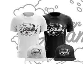#61 for T-shirt and Hat Design for DreamWay Media af BadWombat96