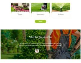 #17 for Residential and Commercial landscape Management company requires website to be built by ahmedshafiqqq