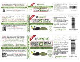 #35 para Finish off 2 label varieties por rzndra01