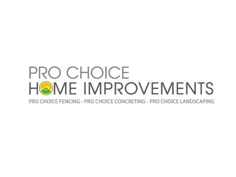 Konkurrenceindlæg #16 for Design a Logo for Home Improvement Comapany