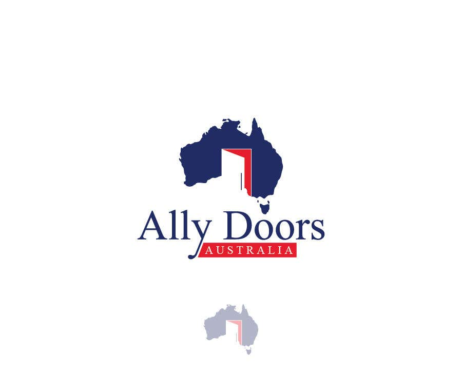 Contest Entry #136 for Design a Logo for a door manufacturer